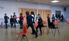 Kids rehearsal