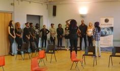 Adult rehearsal