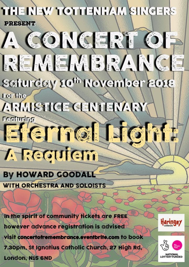 Concert of Remembrance eventbrite