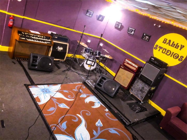 Bally Studios 2s