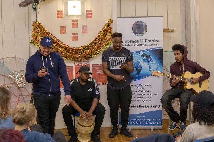 Spoken: a night of poetry, music and spoken word from Tottenham locals